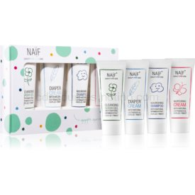 Naif Baby & Kids kozmetická sada V. pre deti