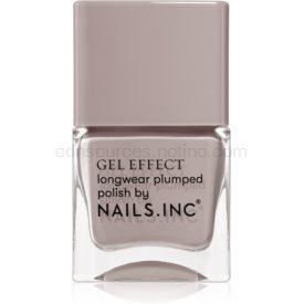 Nails Inc. Gel Effect dlhotrvajúci lak na nechty odtieň Porchester Square 14 ml
