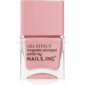 Nails Inc. Gel Effect dlhotrvajúci lak na nechty odtieň Chiltern Street 14 ml