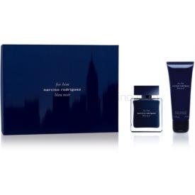 Narciso Rodriguez For Him Bleu Noir darčeková sada II. pre mužov