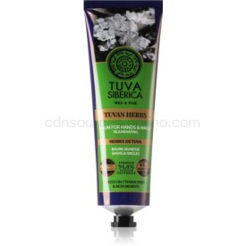 Natura Siberica Tuva Siberica Tuvan Herbs regeneračný balzam na ruky a nechty 75 ml