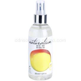 Naturalium Fruit Pleasure Mango osviežujúci telový sprej 200 ml