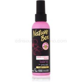 Nature Box Almond sprej na vlasy pre objem 150 ml