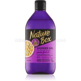 Nature Box Passion Fruit energizujúci sprchový gél 385 ml