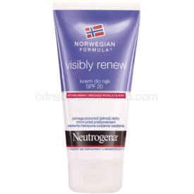 Neutrogena Visibly Renew krém na ruky 75 ml