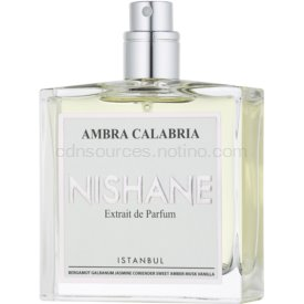 Nishane Ambra Calabria parfémový extrakt tester unisex 50 ml