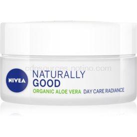 Nivea Naturally Good rozjasňujúci denný krém s aloe vera 50 ml
