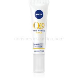 Nivea Visage Q10 Plus očný krém proti vráskam 15 ml