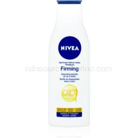 Nivea Q10 Plus spevňujúce telové mlieko pre normálnu pokožku 250 ml