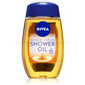 Nivea Natural Oil sprchový olej pre suchú pokožku 200 ml