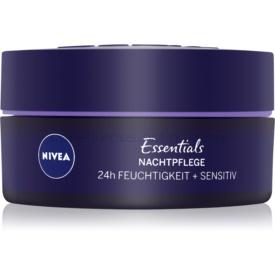 Nivea Essentials upokojúci nočný krém pre citlivú pleť 50 ml