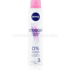 Nivea Forming Spray Straight stylingový sprej pre uhladenie vlasov 250 ml