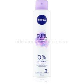 Nivea Forming Spray Curl stylingový sprej pre definovanie vĺn 250 ml