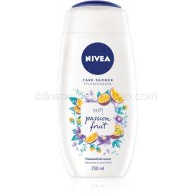 Nivea Care Shower Passion Fruit upokojujúci sprchový gél 250 ml