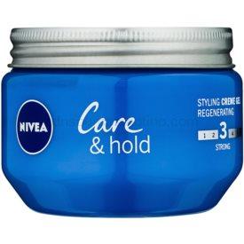Nivea Care & Hold krémový gél na vlasy 150 ml