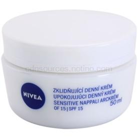 Nivea Face upokojujúci denný krém pre citlivú pleť 50 ml