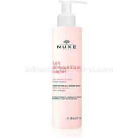 Nuxe Cleansers and Make-up Removers čistiace mlieko pre normálnu až suchú pleť 200 ml