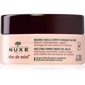 Nuxe Rêve de Miel olejový balzam na telo pre suchú a citlivú pokožku 200 ml