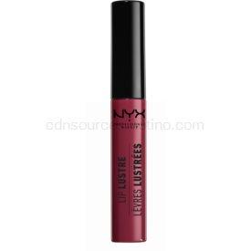 NYX Professional Makeup Lip Lustre lesk na pery odtieň 05 Liquid Plum 8 ml