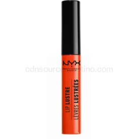 NYX Professional Makeup Lip Lustre lesk na pery odtieň 08 Juicy Peach 8 ml