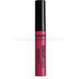 NYX Professional Makeup Lip Lustre lesk na pery odtieň 12 Antique Romance 8 ml