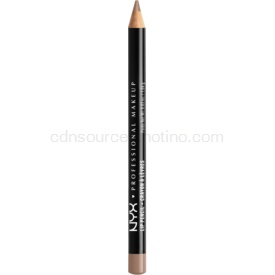 NYX Professional Makeup Slim Lip Pencil ceruzka na pery odtieň Cocoa 1 g