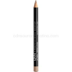 NYX Professional Makeup Slim Lip Pencil ceruzka na pery odtieň Nutmeg 1 g
