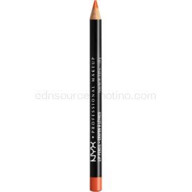 NYX Professional Makeup Slim Lip Pencil ceruzka na pery odtieň Orange 1 g