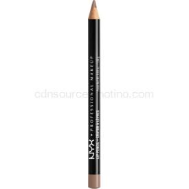 NYX Professional Makeup Slim Lip Pencil ceruzka na pery odtieň 829 Hot Cocoa 1 g