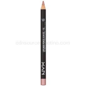 NYX Professional Makeup Slim Lip Pencil ceruzka na pery odtieň Beige 1 g