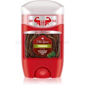 Old Spice Odour Blocker Timber tuhý antiperspitant 50 ml