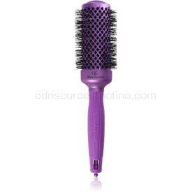 Olivia Garden Nano Thermal Violet Edition guľatá kefa na vlasy 44 mm