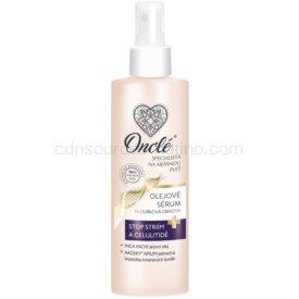 Onclé Woman olejové sérum proti celulitíde a striám 200 ml