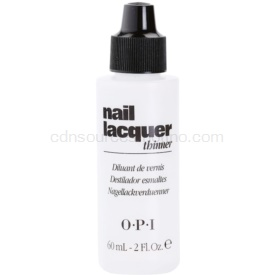 OPI Nail Lacquer Thinner riedidlo laku na nechty 60 ml