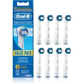 Oral B Precision Clean EB 20 náhradné hlavice na zubnú kefku 8 ks