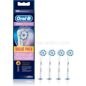 Oral B Sensitive UltraThin EB 60 náhradné hlavice na zubnú kefku 4 ks