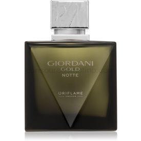 Oriflame Giordani Gold Notte toaletná voda pre mužov 75 ml
