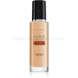 Oriflame The One Ever Lasting Sync dlhotrvajúci make-up SPF 30 odtieň Light Sand Warm 30 ml