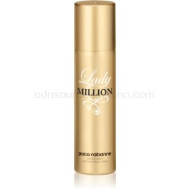 Paco Rabanne Lady Million dezodorant v spreji pre ženy 150 ml