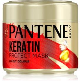 Pantene Lively Colour maska na vlasy na ochranu farby 300 ml