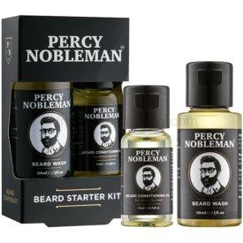 Percy Nobleman Beard Starter Kit kozmetická sada I. pre mužov