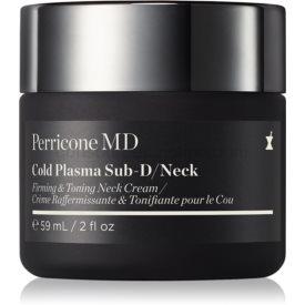 Perricone MD Cold Plasma Plus+ Neck výživný krém na krk a dekolt 30 ml