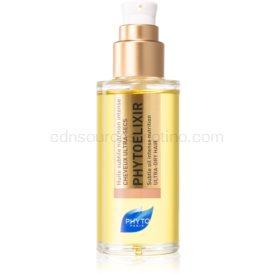 Phyto Phytoelixir intenzívny vyživujúci olej pre veľmi suché vlasy 75 ml