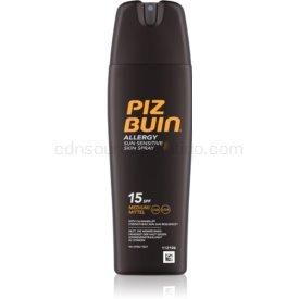 Piz Buin Allergy sprej na opaľovanie SPF 15 200 ml