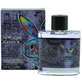 Playboy New York voda po holení pre mužov 100 ml