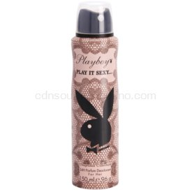 Playboy Play It Sexy deospray pre ženy 150 ml