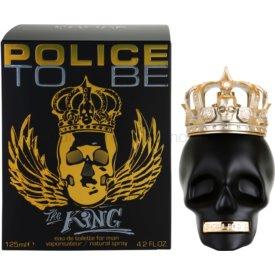 Police To Be The King toaletná voda pre mužov 125 ml