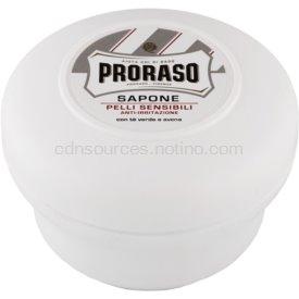 Proraso White mydlo na holenie mydlo na holenie pre citlivú pleť 150 ml