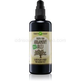 Purity Vision Raw arganový olej 100 ml