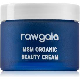 Raw Gaia MSM Organics hydratačný krém pre suchú pleť 50 ml